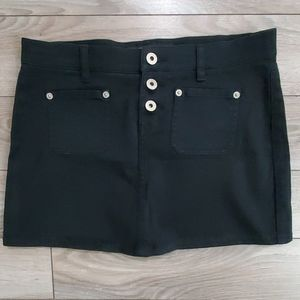 Guess stretchy mini skirt size 27